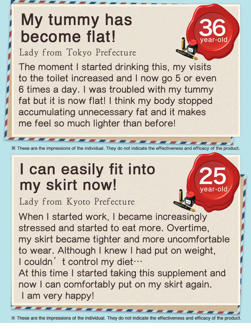 Feeling so refreshed! Testimonials from people who have seen results! 2